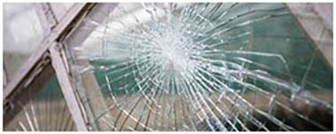 Guisborough Smashed Glass